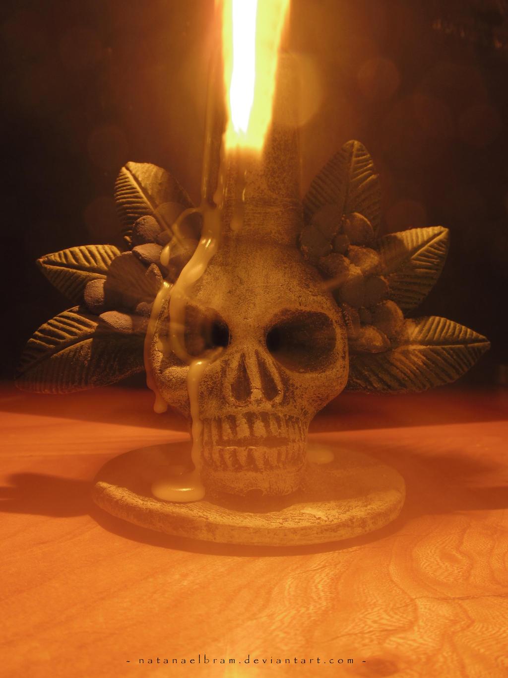 Flashing skull 2 by natanaelbram on deviantart - Moviendo perchas ...