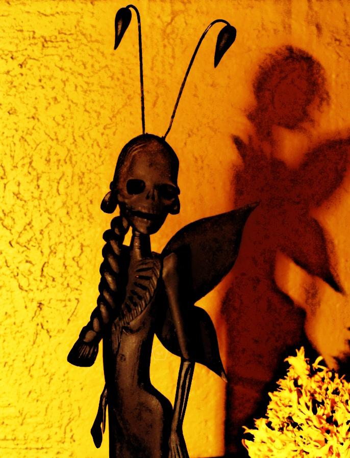 Dead Fairy by NatanaelBram