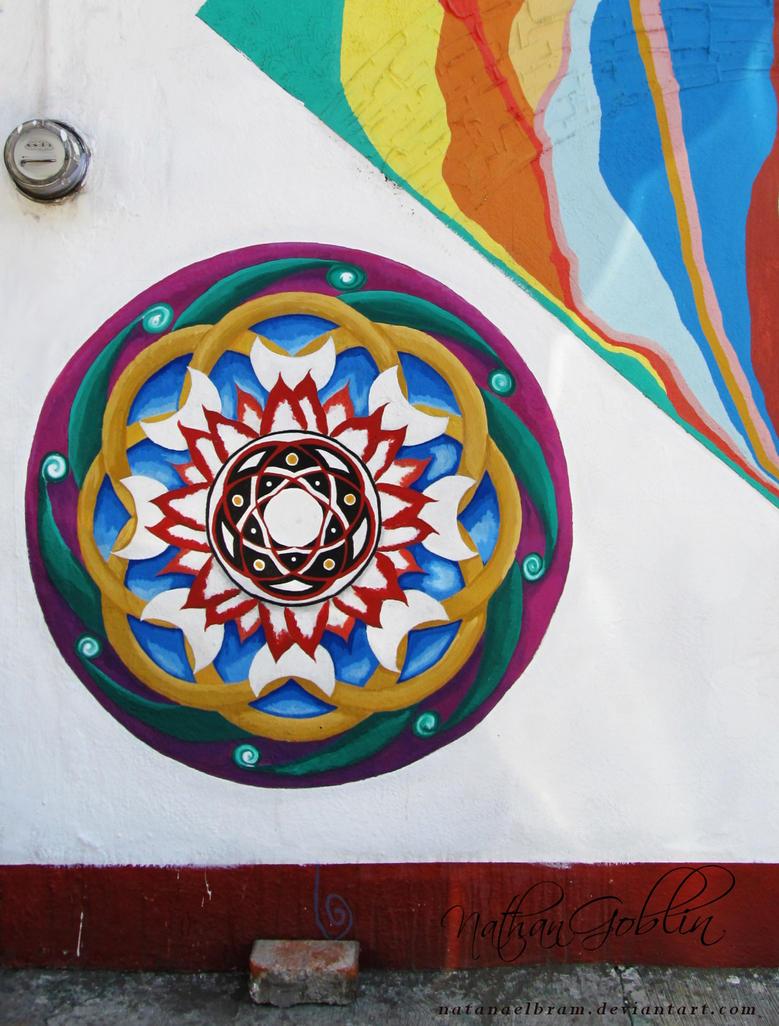 Mandala on Walla by NatanaelBram