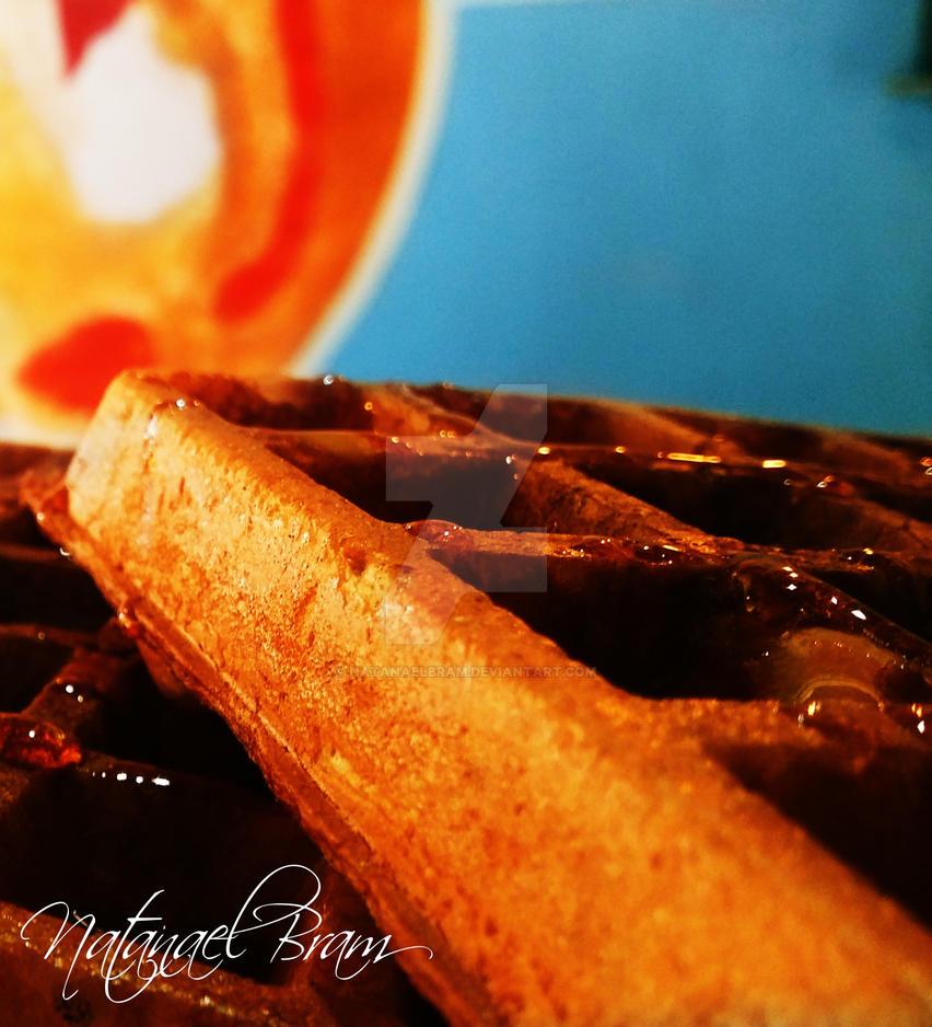 Waffle Big View by NatanaelBram