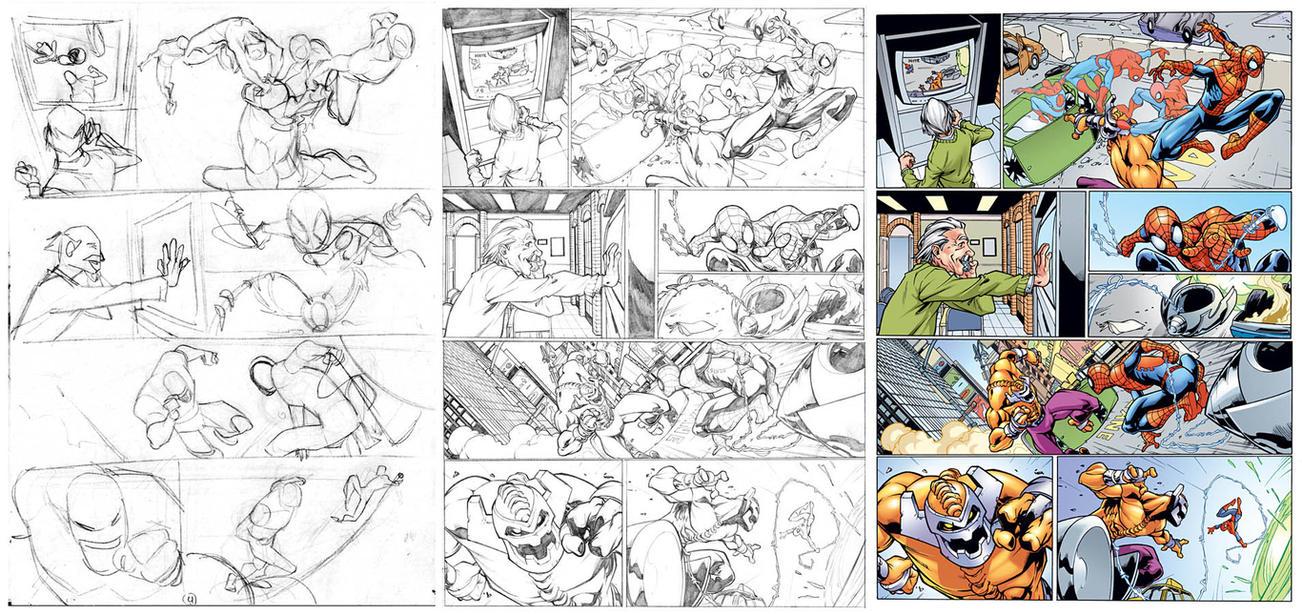 spiderman 4 by CarlosGomezArtist