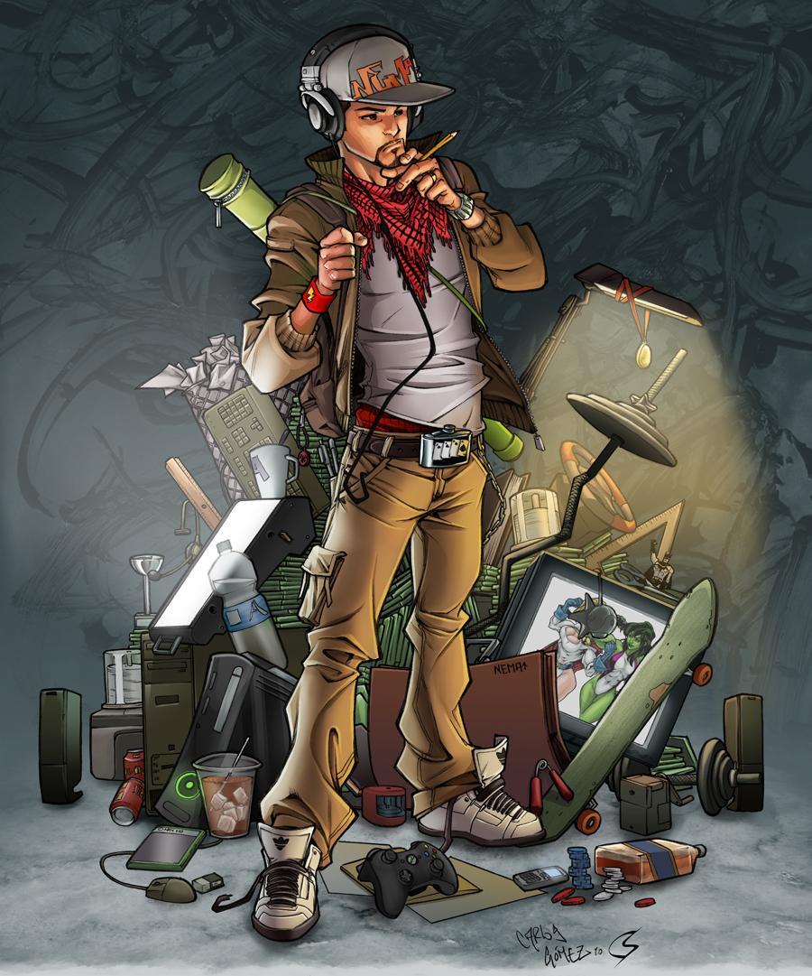 CarlosGomezArtist's Profile Picture