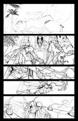 Hannibal, page 1 by CarlosGomezArtist