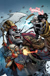 PATHFINDER: HOLLOW MOUNTAIN #4 COVER color