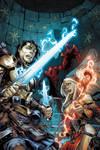 PATHFINDER: HOLLOW MOUNTAIN #5 COVER color