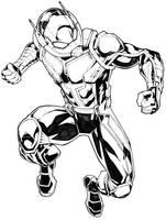 Ant-Man by CarlosGomezArtist
