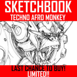 SKETCHBOOK (LIMITED) - Last chance to buy it! by CarlosGomezArtist