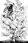 RED SONJA #16 - Cover