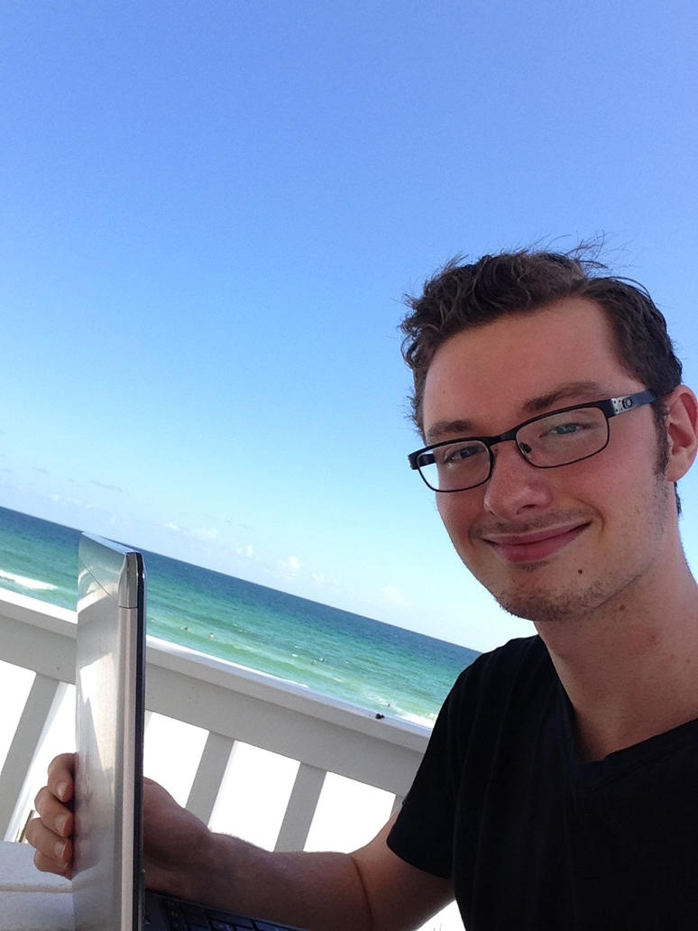 Florida Selfie by SouthernWriter2
