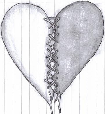 Broken Heart Tattoo Designs on Heart Tattoo Design By Dk688 Jpg