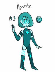 CLOSED Apatite Gem Adoptable by Howlinghill