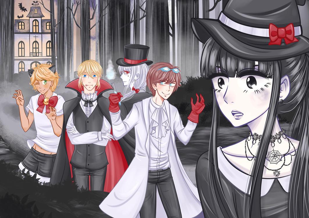 Happy Halloween ! by monsieurmouton