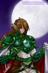 Mecano- a swordman