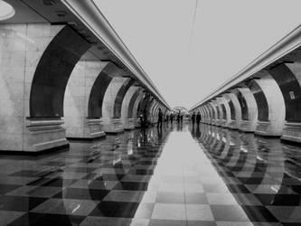 underground by shmalis