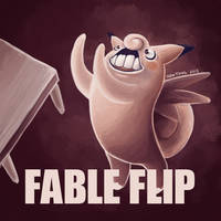 FABLE FLIP by Noktowl