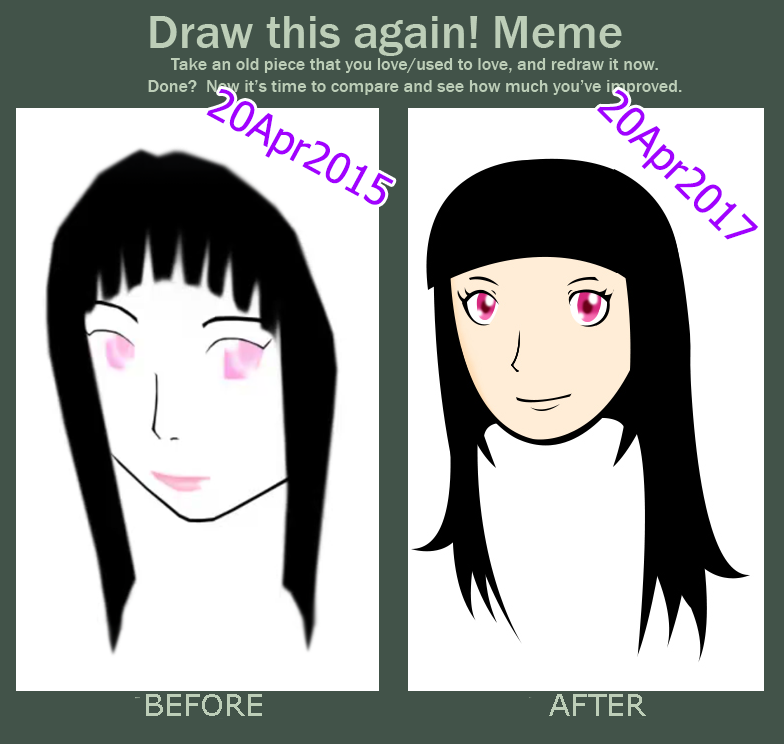 draw this again meme template - draw this again meme by lirans on deviantart