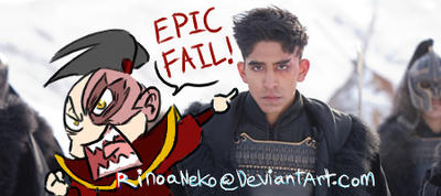 Epic Fail Scar by rinoaneko