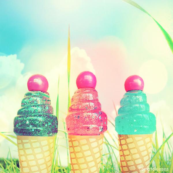 Ice cream for Summer