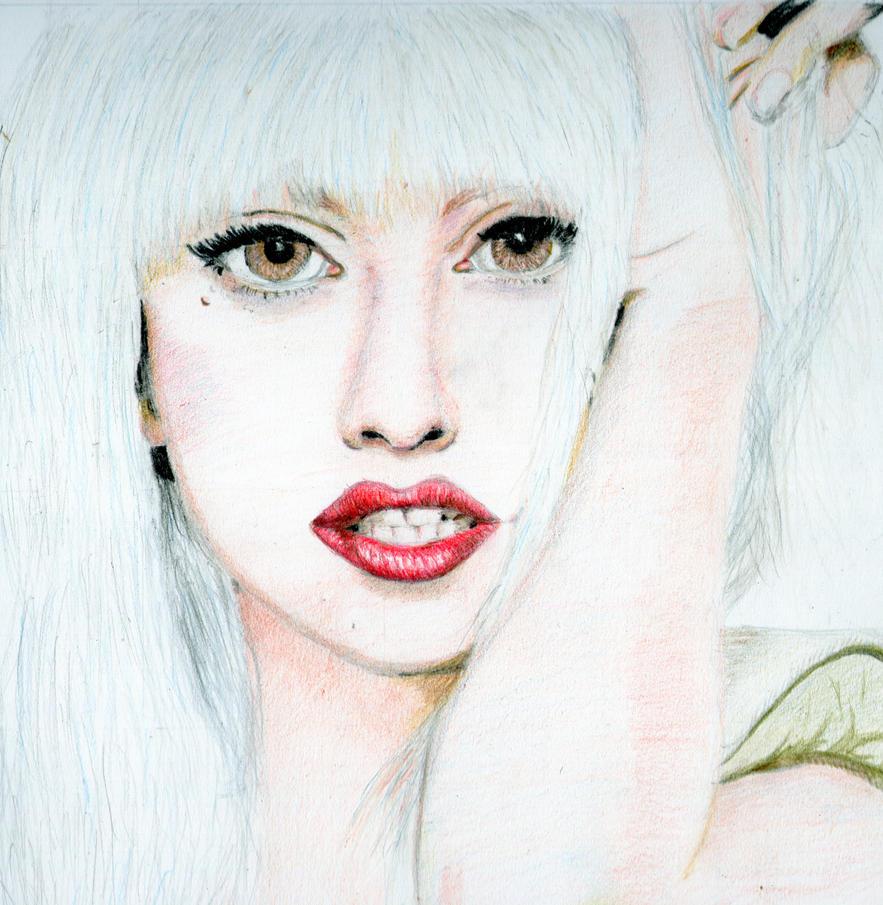 Lady Gaga by RadioGagaLostLucy