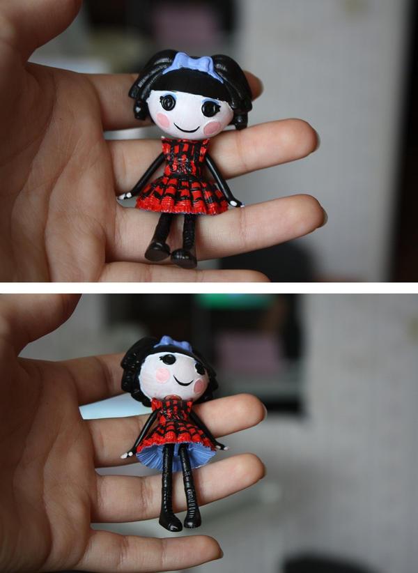 Lydia Lalaloopsy by Kamiflor