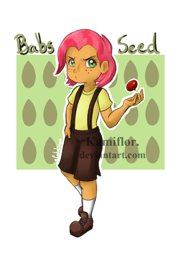 Babs Seed by Kamiflor on DeviantArt