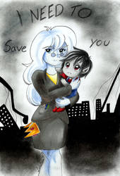 I Need To Save You by Kamiflor