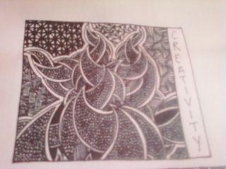 Zentangle #2 by heaven-is-lonely