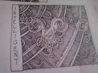 Zentangle #3 by heaven-is-lonely