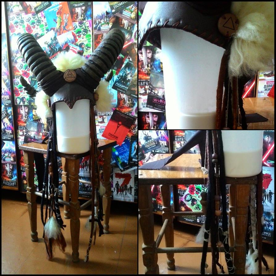 Faun horns by EpiReyn