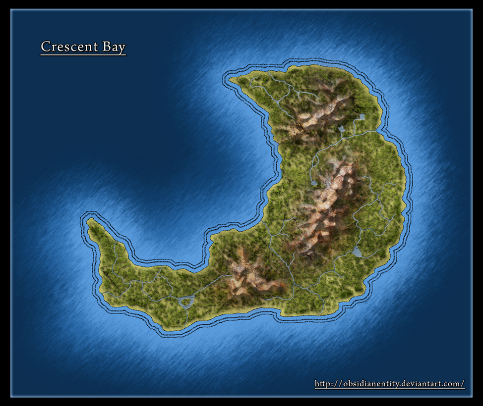 how to get to cresent island
