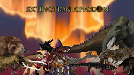 Extinction Kingdom Logo by ChrisM199