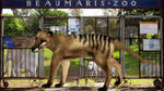 Thylacine MMD DL by ChrisM199