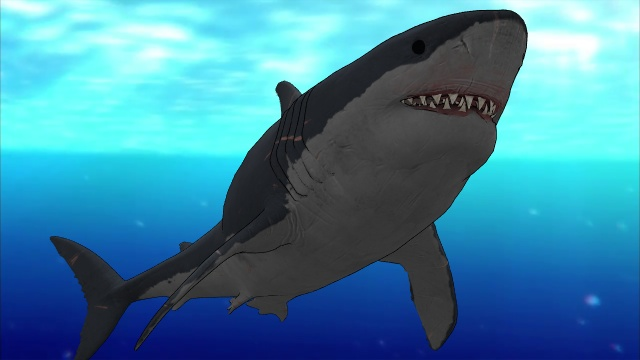 Megalodon MMD DL by ChrisM199