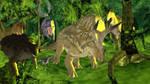 MMD Mega Prehistoric Pack DL by ChrisM199