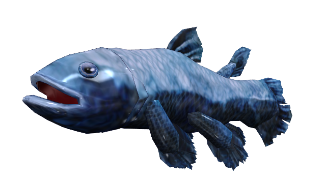 MMD Coelacanth DL by ChrisM199