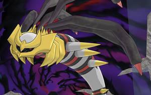 Pokemon Platinum 10 Year Anniversery by ChrisM199