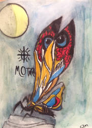 Mothra by ChrisM199