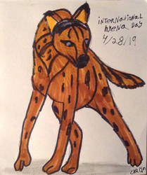 International Hyena Day 2019 by ChrisM199