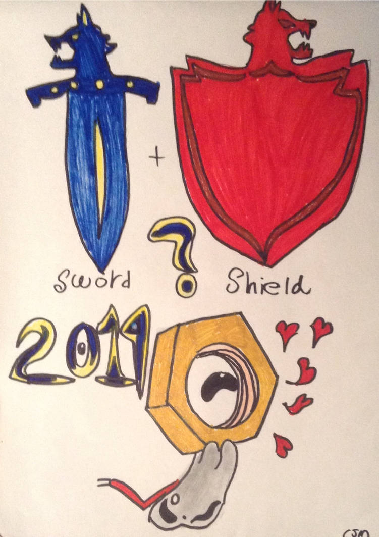 Meltan mystery on Sword and shield by ChrisM199