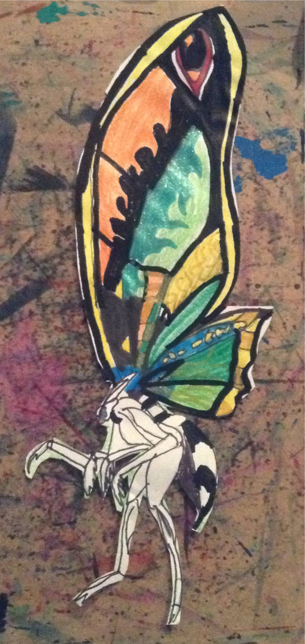 Reboot Version of Mothra Leo by ChrisM199