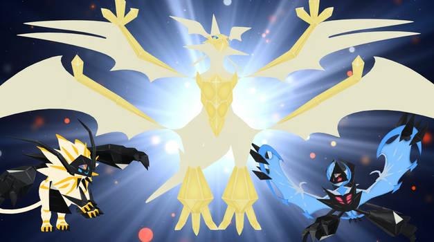 Pokemon Ultra Sun Ultra Moon 2 Year Anniversery