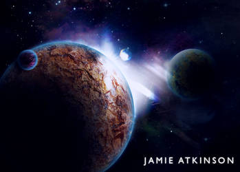 Solar System by JAMlE