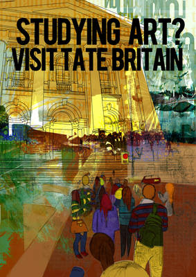 Tate Britain Poster Design 1