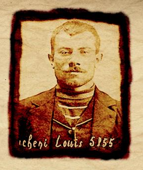 Luigi Lucheni by SuperMuts