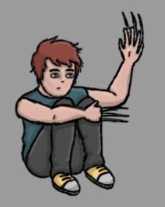 Logan, practice by SuperMuts