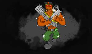 Heavily Armed Doom Imp