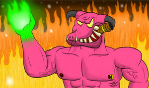 Bastard Baron of Hell