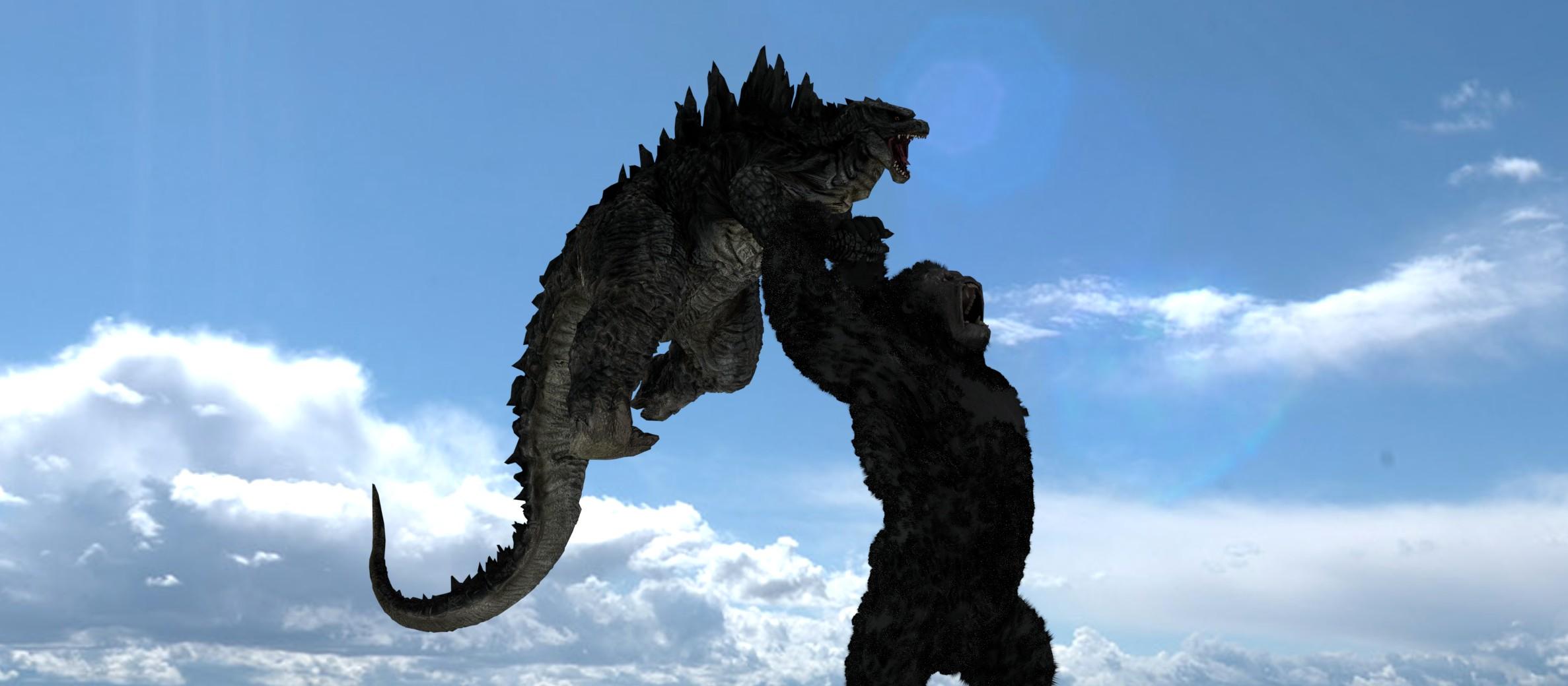 King Kong Vs Godzilla 2020! by kingkong19100 on DeviantArt