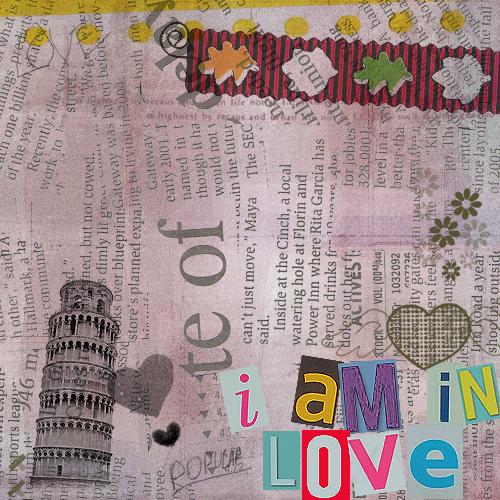 I am in LOVE by camiluchiiz