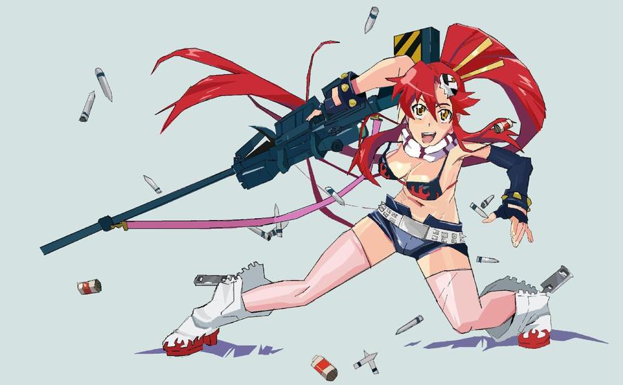 Yoko by kingfret